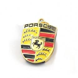 8 GB USB-Stick Schlüsselanhänger Porsche-Key mit Karabinerhaken