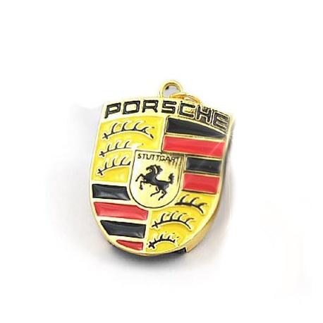 Tech Design 8 GB USB-Stick Schl?sselanh?nger Porsche-Key mit Karabierhaken