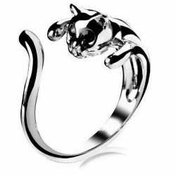 Cat Ring Fashion Finger ring