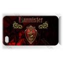 GoT - Lannister Löwen-Wappen - iPhone 4 / 4S Handy Schutzhülle - Cover Case