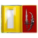 World of Warcraft - Lich King Frostmourne Sword & Illidan Warglaive