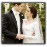 Bellas Hochzeits-Schmuck Haar-Kamm Twilight Braut-Krone