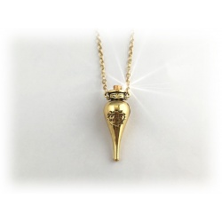 Felix Felicis - Liquid Happiness - Magic Potion Pendant HQ