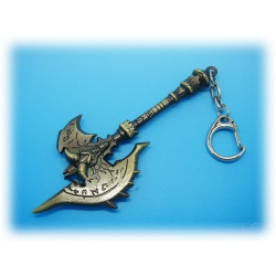 World of Warcraft - Shadowmourne Axe Keychain