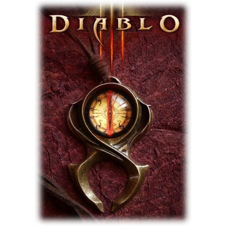 Diablo 3 - Horadrim's W?chter Amulett Anh?nger