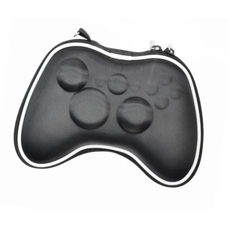 iProtect Schutztasche f?r Xbox 360 Controller Case Box in schwarz