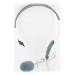 Xbox 360 - Headset, weis / grau
