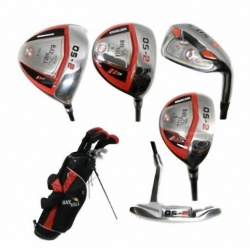 BAY HILL Golfschläger Herren Golfset OS-2 Komplett