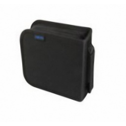 logilink case for CDs/DVDs - 48 CDs/DVDs - Nylon