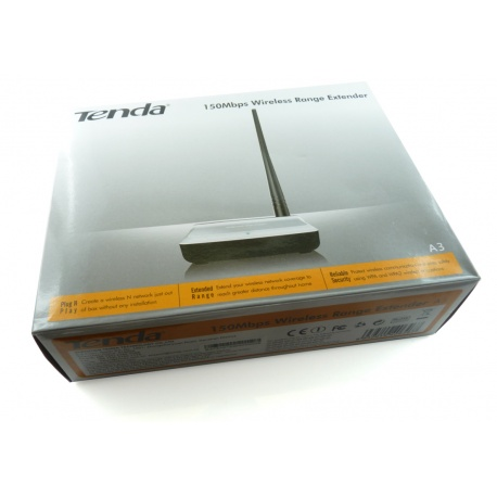 Tenda N150 Wireless Router wei