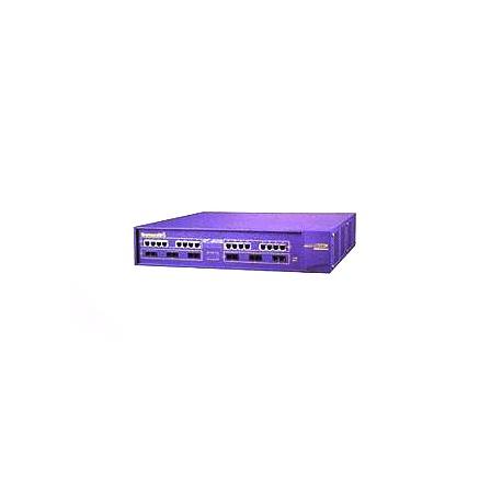 Summit 4 von Extreme Networks mit 6x 1Gbit/s SC-Ports und 16 freie Ports 10/100Mbit/s (gebraucht)