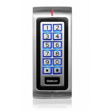 WASSERDICHT Ber?hrungsloser RFID Codeschloss, T?r?ffner, mit RFID Transponder oder (und) Passwort Code Tastatur