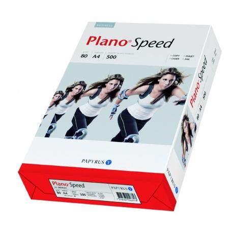 Plano Kopierpapier ?Plano Speed? 500 Blatt, 80g, hochweis