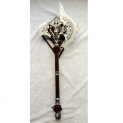 WoW - Shadowmourne Axe - Forged Replica in Epic Weapons Quality - Frostmourne All Metal Made