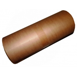 1 roll of wrapping paper, rolled goods, brown 050 cm x 350 m 70 g/m2