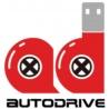 Autodrive Mercedes SL 300 schwarz 8 GB USB-Stick