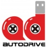 Autodrive Mercedes SL 300 rot 8 GB USB-Stick