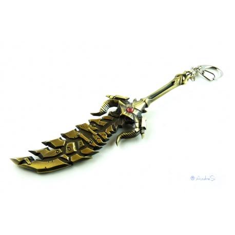 World of Warcraft - Frostmourne Schwert - Schl?sselanh?nger