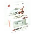 Autodrive Mercedes AMG SLS silber 8 GB USB-Stick