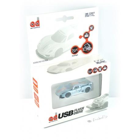 Autodrive Porsche 918 RSR Racing 8 GB USB-Stick