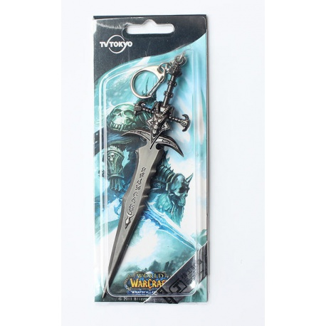 World of Warcraft - Frostmourne Schwert - Schl?sselanh?nger