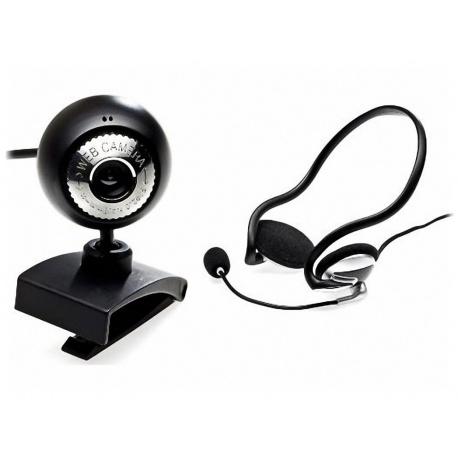 Webcam & Headset Box High-Quality-Stereo PB1300-Plus