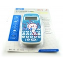 Genie BT11 Calculator - Learn mathwith approx. 300,000 tasks, including calculator & protective cover