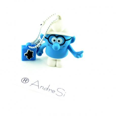 Schlaubi Schlumpf USB Stick 8GB Tribe / Genie