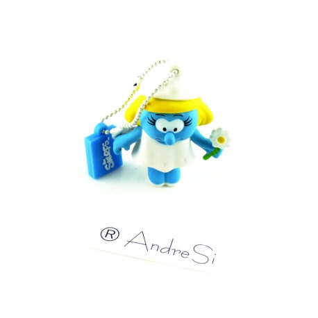 Schlumpfine USB Stick 8 GB Tribe / Genie
