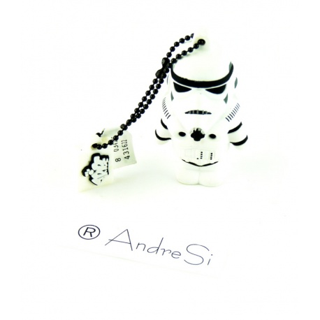stormtrooper disney star wars pendrive figur 8 gb speicherstick lustig. Black Bedroom Furniture Sets. Home Design Ideas