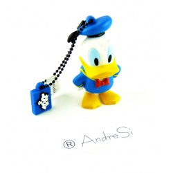 Disney Donald Duck, Blue 8 GB Memory Stick