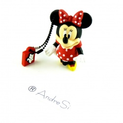 Disney Minnie Mouse 8 GB Memory Stick