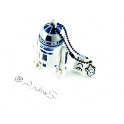 Tribe Star Wars R2-D2 Disney Pendrive Figur 8 GB Speicherstick USB Flash Drive 2.0 Memory Stick Datenspeicher