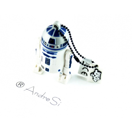 Tribe Star Wars R2-D2 Disney Pendrive Figur 8 GB Speicherstick USB Flash Drive 2.0 Memory Stick Datenspeicher
