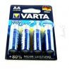VARTA High Energy Typ PP3 - 9Volt-Block