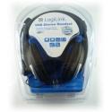 LogiLink HS0019 USB Stereo Headset High Quality