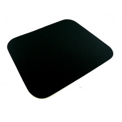 Soft mouse pad with fabric cover, black, logilink ID0096