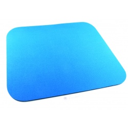 Soft mouse pad with fabric cover, blue, logilink ID0097