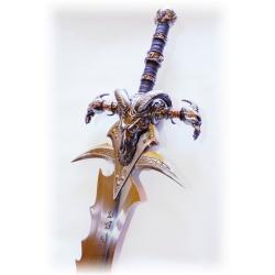 WoW Schwert Frostmourne geschmiedete Replika by Epic Weapons