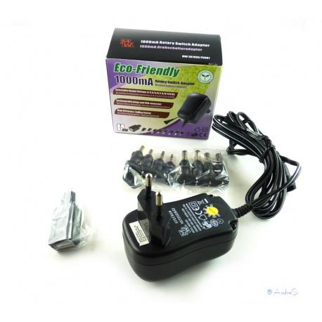 Minwa Universal-Schaltnetzteil - 1500mA / 3-12V