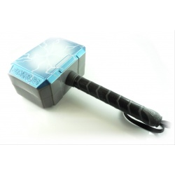 Thor Hammer Mj?lnier Spielzeughammer 28 cm