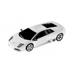 Autodrive Lamborghini Murcielago white 8GB USB stick with luminous headlights