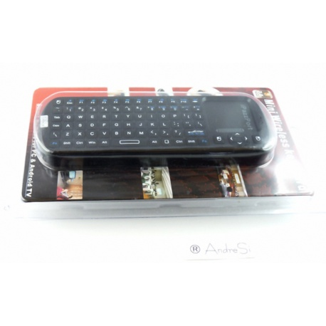 iPazzPort TM Pro Mini Bluetooth Mini Wireless Keyboard Smart Remote