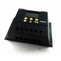 M46 - Controller laderegler Solar Wind 60A - 48V bsw.für E3K EOLO 3000 mit 3KW