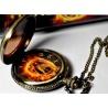 Die Tribute von Panem - Spotttölpel Uhr Anhänger - Quarz Uhr - Hunger Spiele