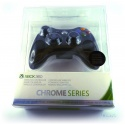Xbox 360 Wireless Controller -Special Edition Chrome Series Schwarz