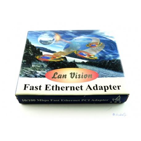 Netzwerkkarte 10/100 Mbps Fast Ethernet PCI