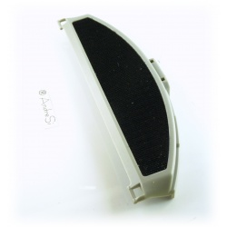 Support Pug Mount (MOPS) Replacement compatible for Klarstein Cleanrazor & Solac Ecogenic Aa3400 robotic vacuum cleaner.
