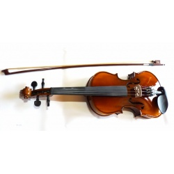 1732 Stradivarius replica Rothenburg Concert violin 4/4 by German violin maker - each a high-quality single piece