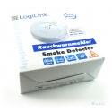 LogiLink® Rauchmelder, Weiß mit VdS Zulassung